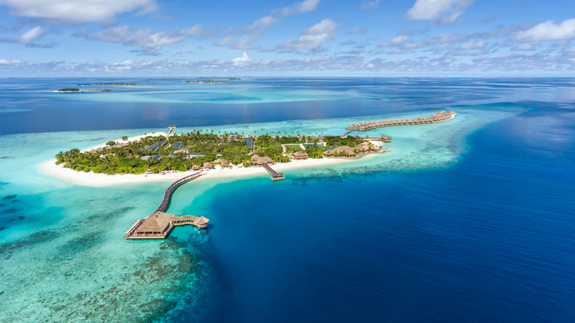 Kudadoo Private Island By Hurawalhi Maldive